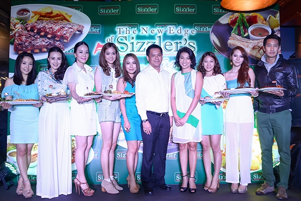 The New Edge of Sizzler 7 Signature Dishes..