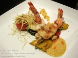 Wonderful Dinner & Lunch at Caprice & Breezeo, Royal Cliff Hotels Pattaya..