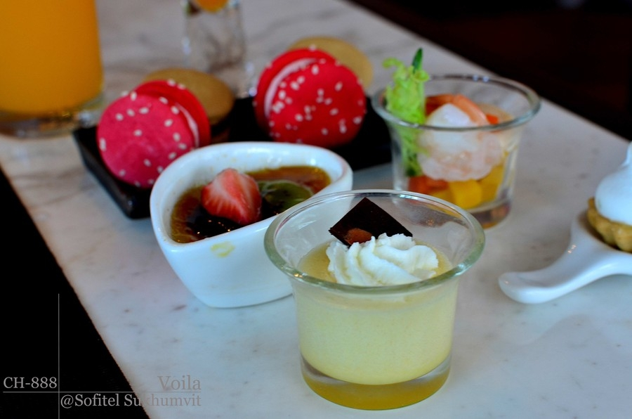 Sunday Brunch Buffet at VOILA @ Sofitel Bangkok Sukhumvit..
