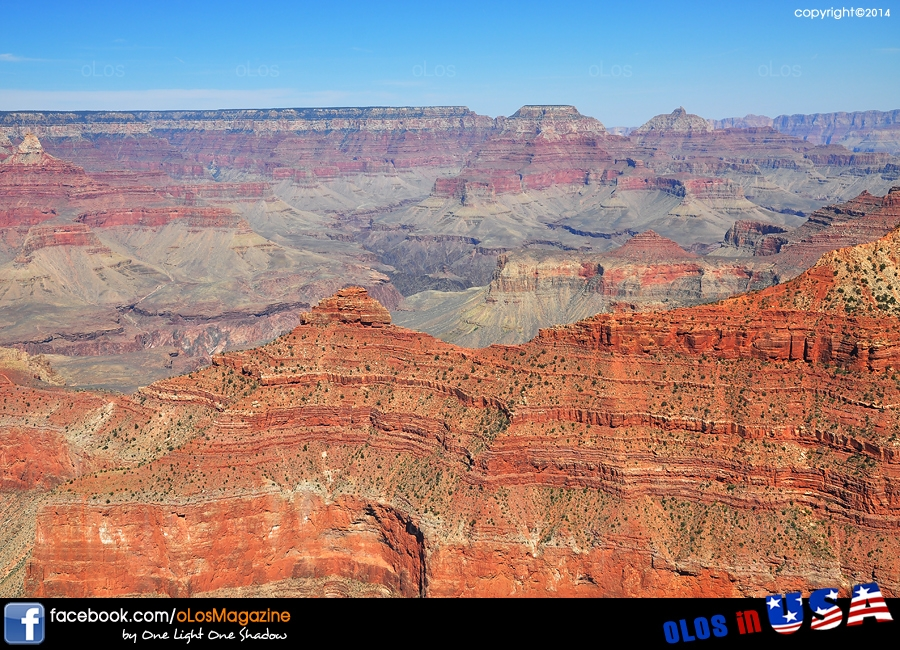 [CR]OLOS in U.S.A. Over 3,000 Miles in 20 Days : U.S. West Coast Road Trip [DAY 11] Grand Canyon, Wonders of The World..