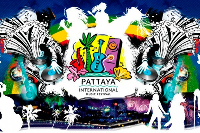 Pattaya International Music Festival 2017 @ชายหาดพัทยา