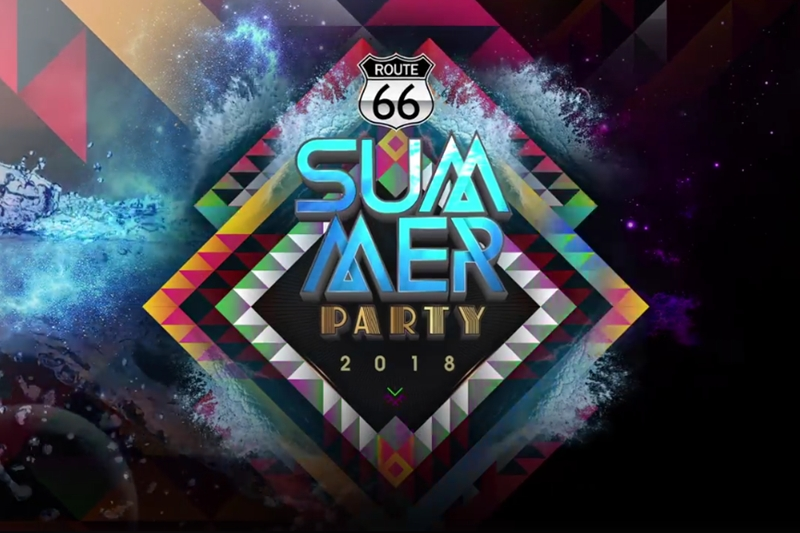 Route66 Summer Party 2018 @Route66 Club