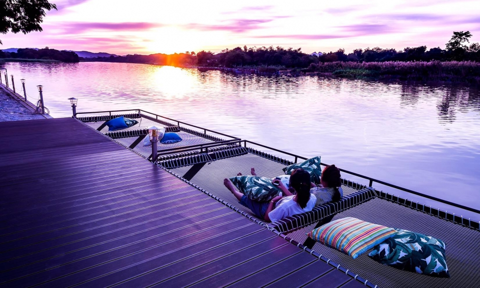 Tubtim Siam River Kwai Resort