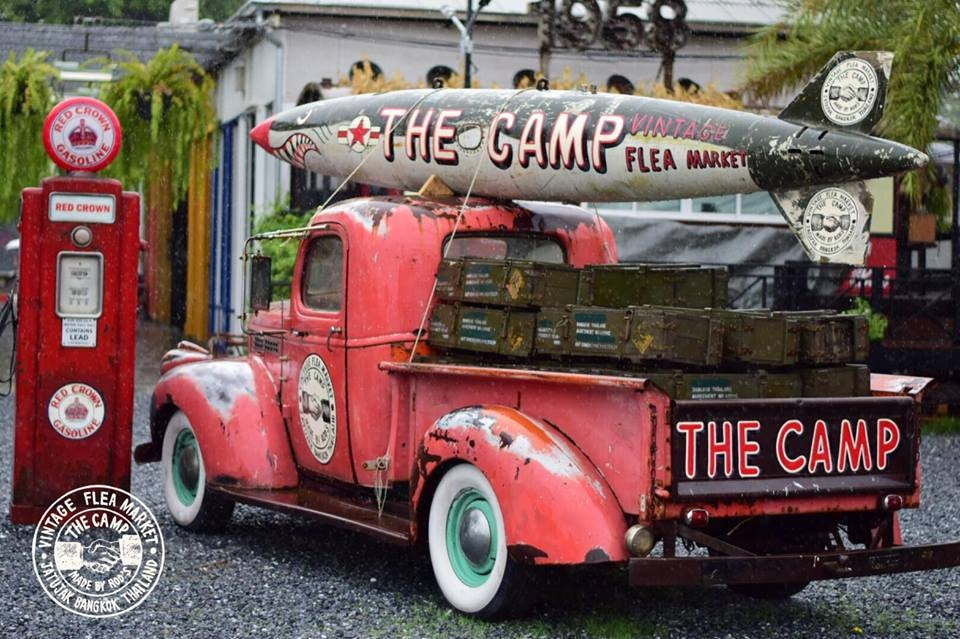 The Camp - Vintage Flea Market