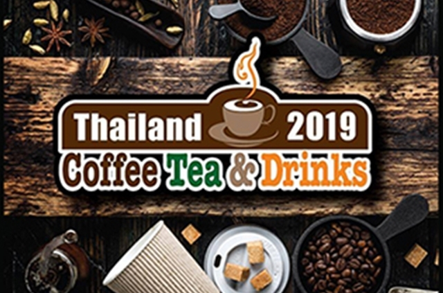 Thailand Coffee, Tea & Drinks 2019 (13th edition) @ ไบเทคบางนา