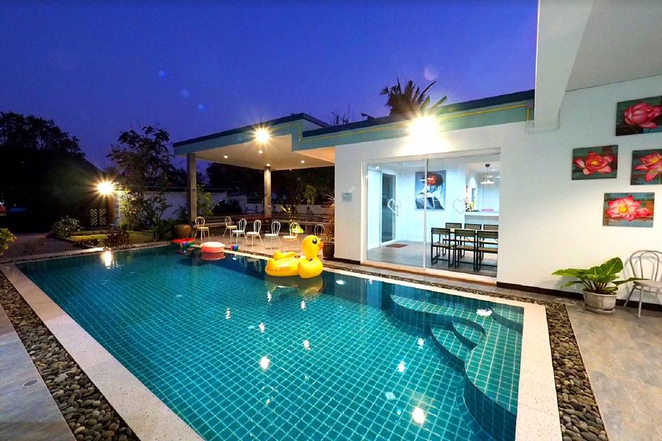 Farm Sook Pool Villa หัวหิน