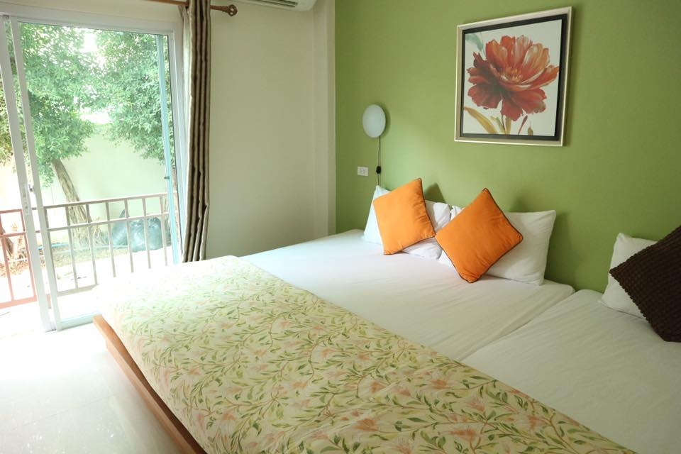 Green Apple Villa Sattahip