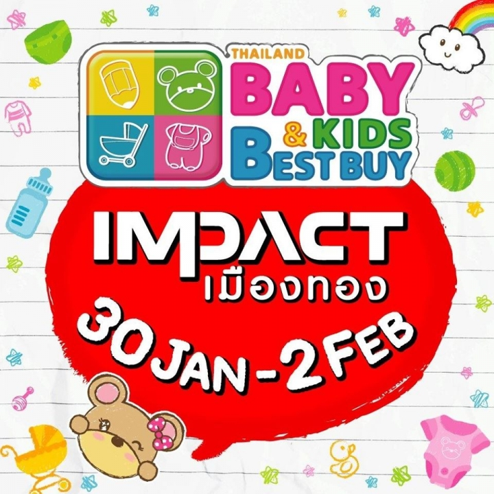 Thailand Baby and Kids Best Buy