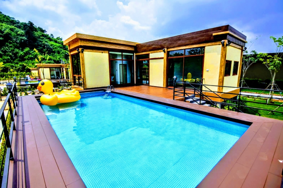 The X10 Private Pool Villa and Resort khao yai