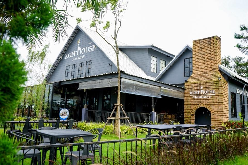 Koff House Coffee Bar And Eatery จันทบุรี