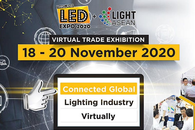 LED Expo Thailand + Light ASEAN 2020 Virtual Edition